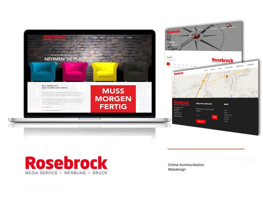 Druckerei Rosebrock